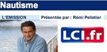 """Emission Nautisme """"spéciale"""" Nouvelle-Calédonie sur LCI"""