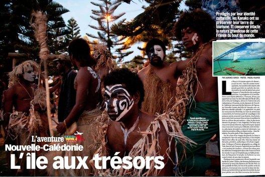 VSD, du 6 janvier 2011, disponible en Nouvelle-Calédonie le 10 janvier