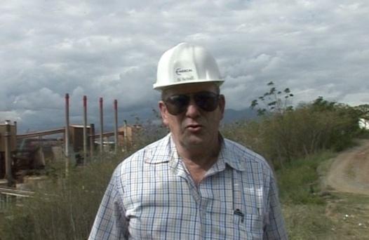 Bernard Schall, directeur du CNAM et ancien responsable de la production d'électricité à Doniambo