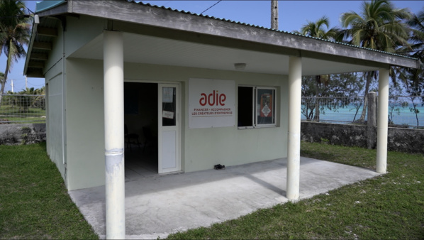 Le documentaire Adie en replay sur NC1ère
