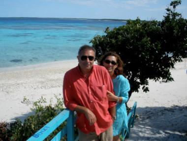 Frédéric et Florence Dhie, découvrir la Nouvelle-Calédonie sur mesure