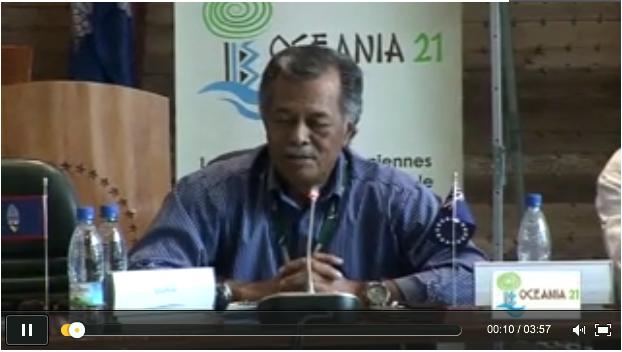 Les interviews des leaders océaniens