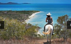 Le Fig Mag : La Nouvelle-Calédonie à cheval entre mer et lagon