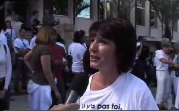 Interview sur le vif : Nathalie Bringuier porte-parole du collectif citoyen 08/2009