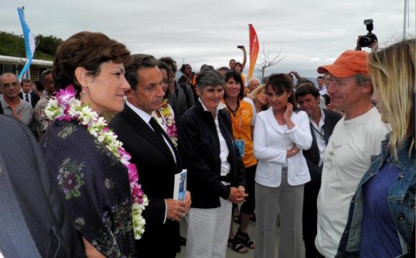Florence Dhie organise la rencontre de Nicolas Sarkozy avec Philippe Poupon et Géraldine Danon