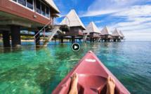 Journée détente à l'îlot Maitre