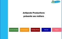 La présentation 2018 d'Antipode