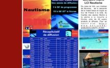 LCI : plus de 20 heures de diffusion sur le nautisme calédonien